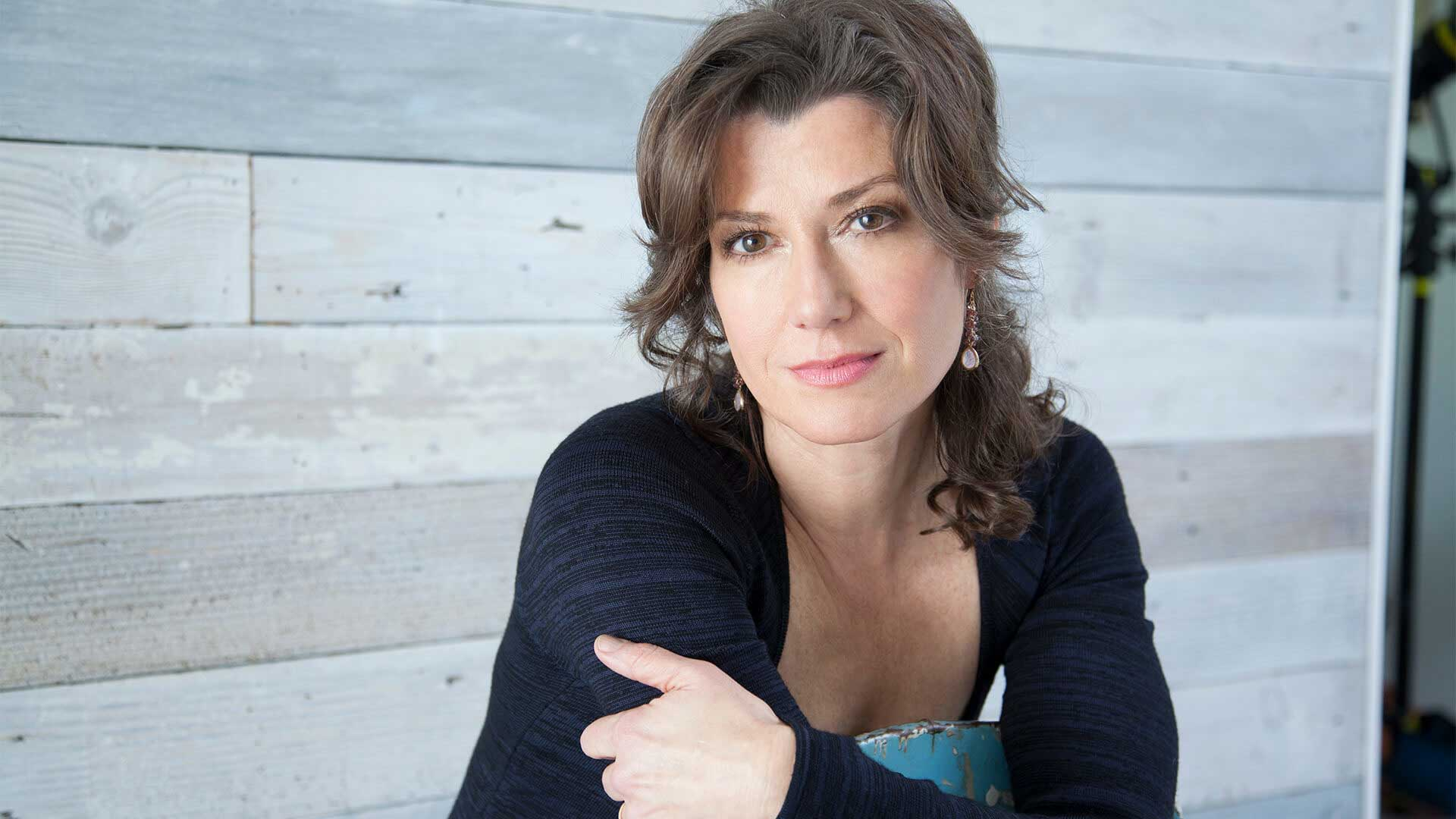 Singer-songwriter Amy Grant promotes the Paramount Revival 2020 fundraiser, which she will perform for.