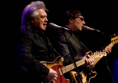 Country music singer-songwriter Marty Stuart is a fan favorite at Paramount Bristol, where he has performed several times.