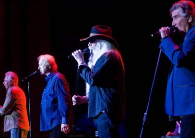 The Oak Ridge Boys always bring a moving concert to Paramount Bristol.