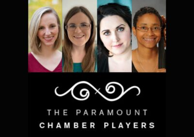 Paramount Chamber Players' Fall Concert