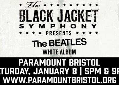 The Black Jacket Symphony: The Beatles White Album